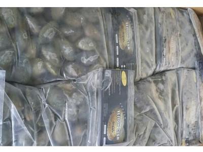 หอยลาย 120-140(1KG) (ชิงช้าเขียว-ส้ม)(ถุงใส)