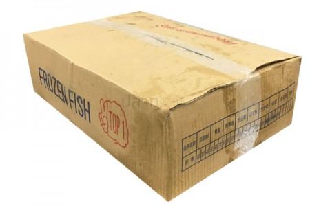 ปลาตาโตเขียว 2-4(10KG) (กล่องน้ำตาล)