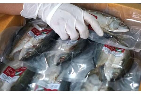 ปลาทูหอมใบเตยนัว(ยกลัง35แพ็ค)