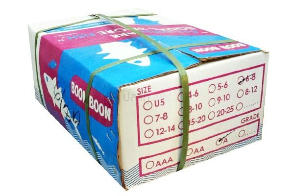 ทูกล่อง 6-8A(10KG) ฉลาม (พรีเมี่ยม)